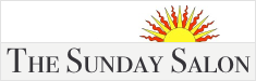 The image logo for the 'Sunday Salon' meme