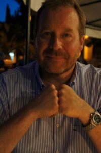 A picture of author James Lyon