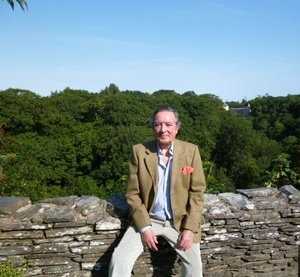 Image Of Author Peter Maughan