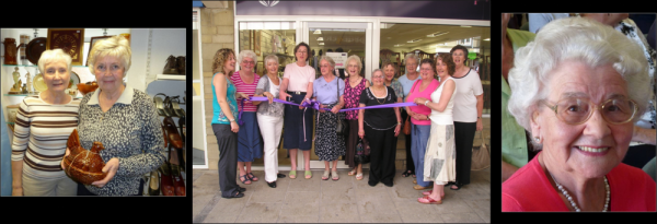 Picture Of Dorothy House Hospice Shop Warminster