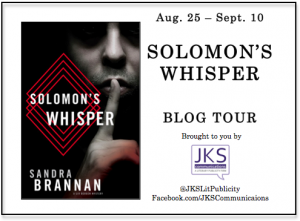 Image Of Virtual Tour Logo For Solomon's Whisper By Sandra Brannan