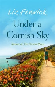 Cover Image - 'Under A Cornish Sky' By Liz Fenwick