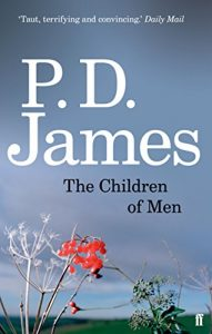 Cover Image - 'The Children Of Men' - By P.D. James