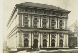 An Image Of Moristoun's Council Offices