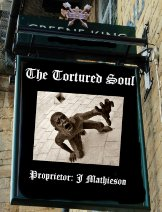 An Image Of The Tortured Soul, Moristoun's Most Welcoming Watering Hole