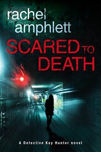 Cover Art 'Scared To Death' By Rachel Amphlett