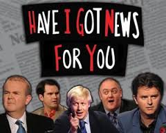 "Image For The Television Programme ""Have I Got News For You"""
