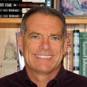 Updatd Image Of Author James Thayer - January 2017