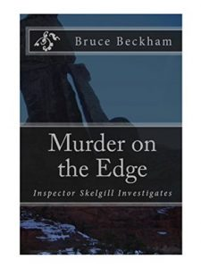 Cover Image - 'Murder On The Edge' By Bruce Beckham