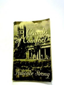 Cover Image Of 'Crumbs Of Comfort' By Patience Strong