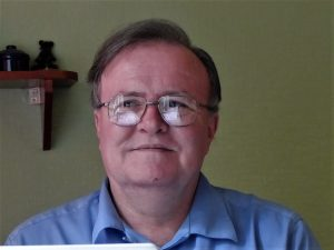 Image Of Author R.L. (Robert) Bartram - Updated December 2017