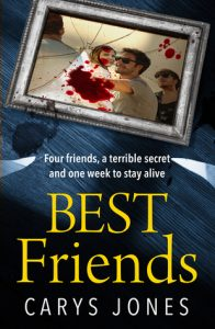 Cover Image Of 'Best Friends' By Carys Jones