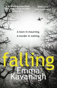 Cover Image Of 'Falling' By Emma Kavanagh