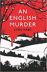 Cover Image Of 'An English Murder' By Cyril Hae