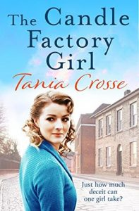 Cover Image Of 'The Candle Factory Girl' By Tania Crosse