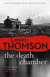 Cover Image Of The Book 'The Death Chamber' By Lesley Thomson