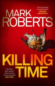 Cover Image Of The Book 'Killing Time' By Author Mark Roberts