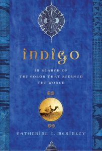 Cover Image Of The Book Indigo By Author Catherine E. McKinley