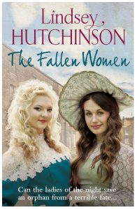 Cover Image Of The Book 'The Fallen Women' By Author Lindsey Hutchinson