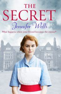Cover Image Of The Book 'The Secret' By Author Jennifer Wells