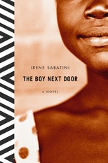 Cover image of the book 'The Boy Next Door' by author Irene Sabatini