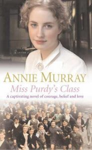Cover image of the book 'Miss Purdy's Class' by author Annie Murray
