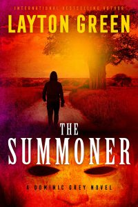 Cover image of the book 'The Summoner' by author Layton Green