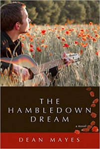 Cover image of the book 'The Hambledown Dream' by author Dean Mayes
