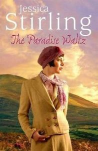 Cover image of the book 'The Paradise Waltz' by author Jessica Stirling