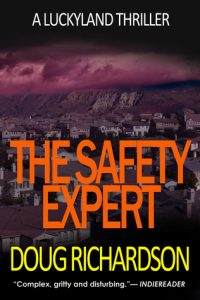 Cover image of the book 'The Safety Expert' by author Doug Richardson