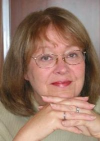 Photograph of Cozy Mystery author Nancy Lynn Jarvis