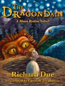 Cover image of the book 'The Drgaondain' by author Richard Due