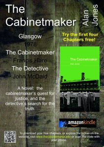 Poster Art For The Cabinetmaker By Alan Jones