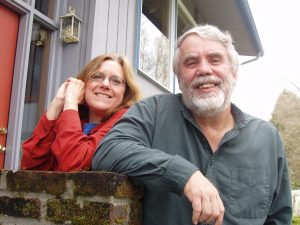 Picture Of Authors Carolyn J. Rose and Mike Nettleton