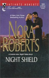 Cover Image of the book 'Night Shield' by author Nora Roberts