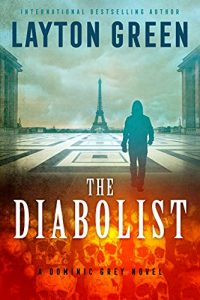 Cover image of the book 'The Diabolist' by author Layton Green