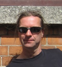 Photograph Of Author Mark Sennen