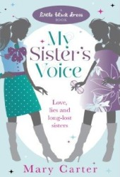 Cover image of the book 'My Sister's Voice' by author Mary Carter