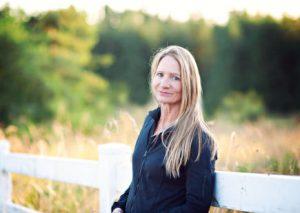 Photograph Of Author Lisa Preston