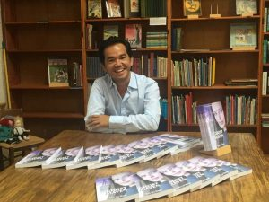Updated 2016 Image Of Author Tony Lee Moral
