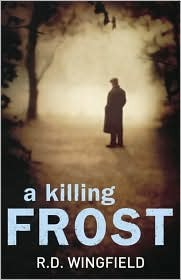 Cover Image Of 'A Killing Frost' By R.D. Wingfield