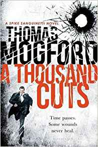 Cover Image Of 'A Thousand Cuts' By Thomas Mogford