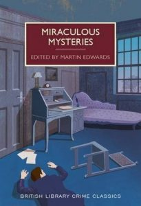 Cover Image Of 'Miraculous Mysteries' Edited By Martin Edwards