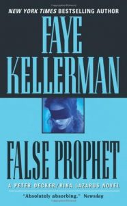 Cover Image Of 'False Prophet' by Faye Kellerman