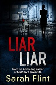 Cover Image Of 'Liar Liar' By Sarah Flint