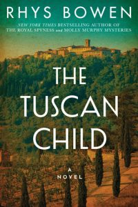 Cover Image Of 'The Tuscan Child' By Rhys Bowen