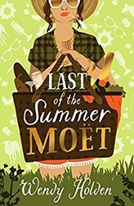Cover Image Of 'Last Of The Summer Moet' By Wendy Holden
