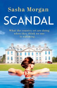 Cover Image Of 'Scandal' By Sasha Morgan