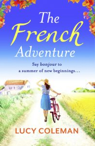 Cover Image Of 'The French Adventure' By Lucy Coleman