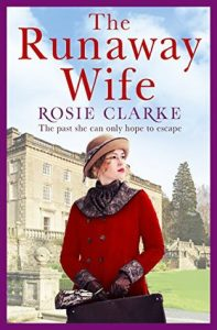 Cover Image Of 'The Runaway Wife' By Rosie Clarke